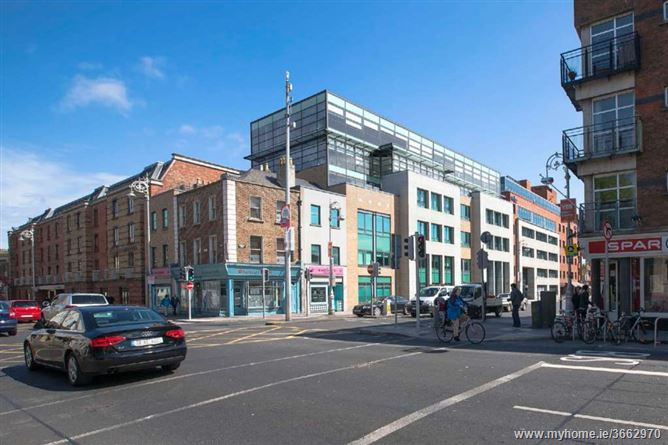 Block 5, Harcourt Centre, Dublin  2