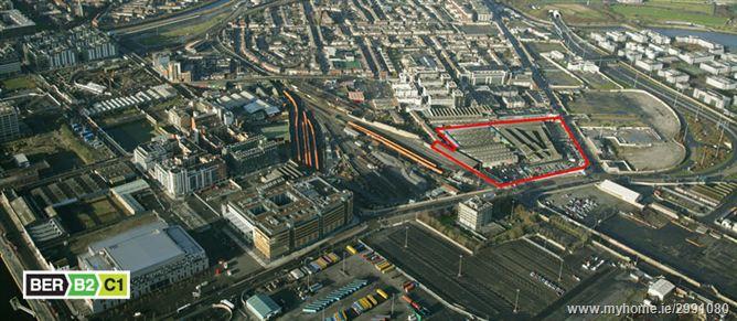 The Merchants Yard, Docklands, Dublin 1