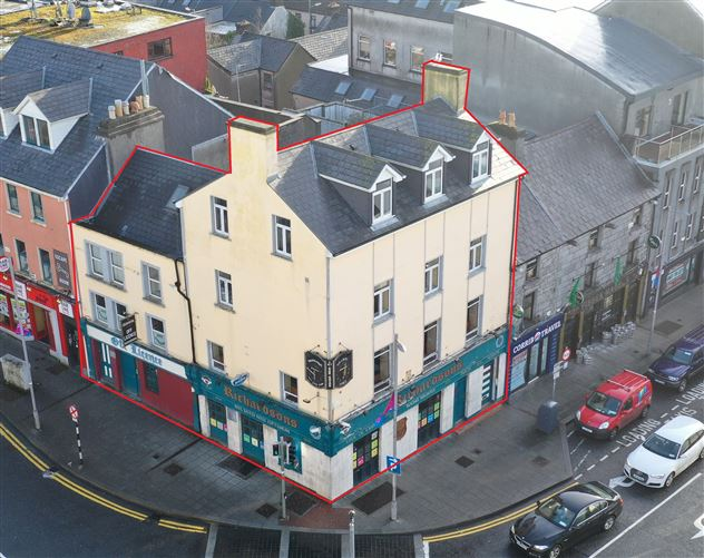 Main image for Richardson's Bar, 1 Eyre Square, City Centre, Galway City