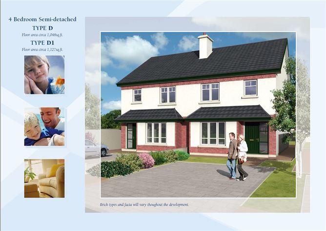 Main image for House Type D, Manor Farm, Matthew Hill, Lehenaghmore, Cork
