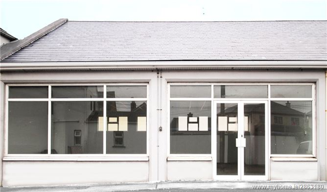 Retail Commercial Unit 1, Tinahask, Arklow, Co. Wicklow