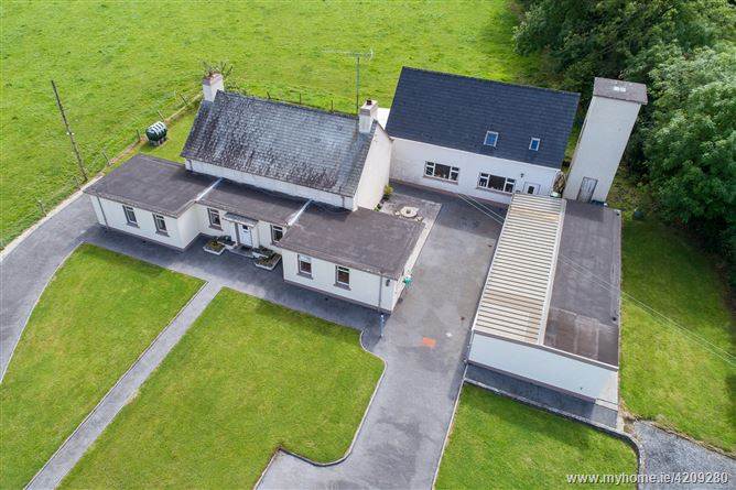Main image of Hillcrest, Aughnaderry, Strokestown, Roscommon