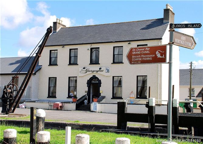 Grand Canal House, 15 William Street, Athy, Co Kildare