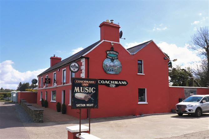 Main image for The Coachmans Inn, Bauravilla, Skibbereen,   West Cork