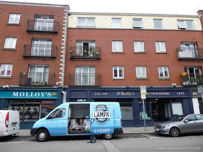 Apt. 27, 125 Francis Street, South City Centre, Dublin 2