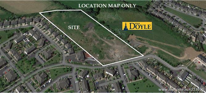 Residential Development Site c. 4.2 Acres/ 1.71 HA., Oldtown Mill, Celbridge, Kildare