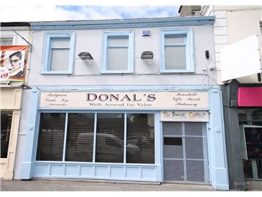 "Photo of ""Donals"", Edward Street, Newbridge, Kildare"