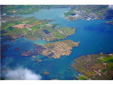 Spanish Island, Off Baltimore, Islands,   Cork West
