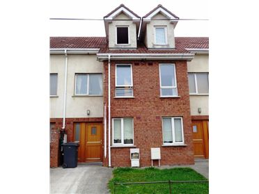 3 Abbottstown House, Abbottstown Avenue, Finglas,   Dublin 11