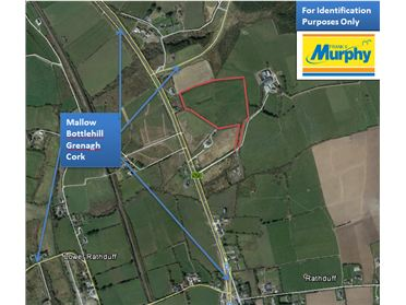 Main image of 13.6 Acres at Rathduff, Grenagh, Cork