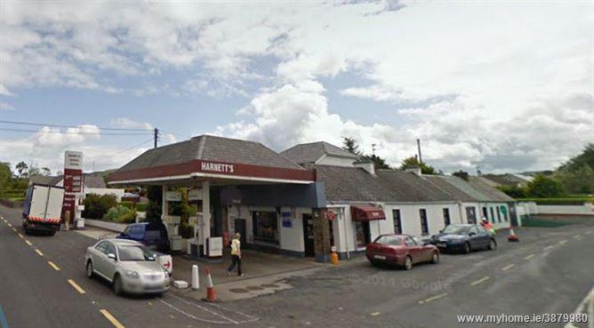 Harnett's Service Station, Devon Road Cross, Templeglantine, Limerick