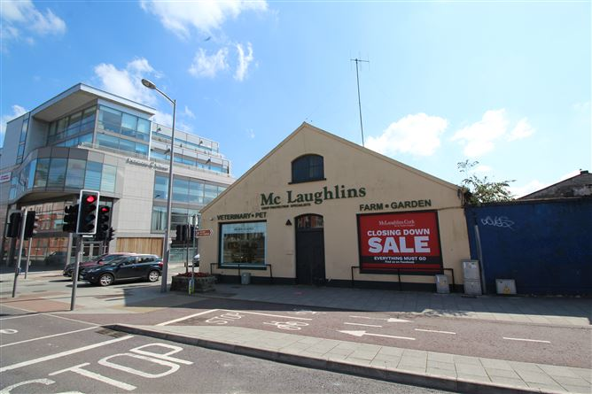 Main image for FORMER McLAUGHLINS PREMISES Lower Glanmire Road/ Ship Street, Cork City, Cork