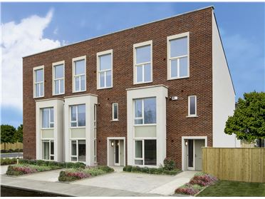 Four Bed Townhouses, Royal Canal Park, Pelletstown, Dublin 15
