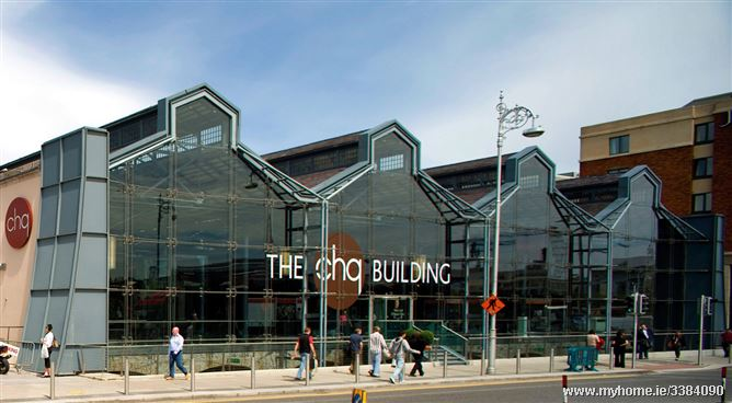 The chq Building, Custom House Quay, IFSC/Docklands, Dublin 1, D01 F8N0