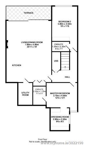 Apartment No. 9, 55 Percy Place, Ballsbridge, Dublin 4
