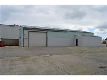 Main image of Unit at Kerlogue Industrial Estate Drinagh, Wexford Town, Wexford