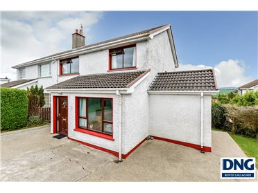 Photo of 38 Hawthorn Heights, Letterkenny, Donegal