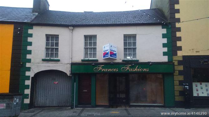 Francis Fashion, Bridge street , Carrick-on-Shannon, Leitrim