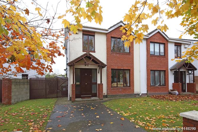 3 Meadowbrook Close, Maynooth, Kildare