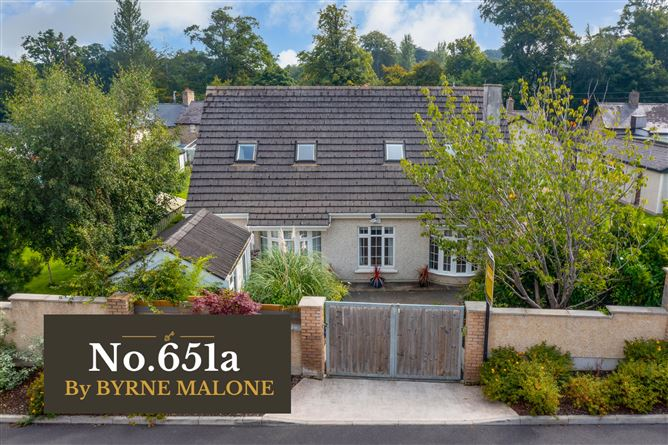 Main image for 651 A Whitechurch Road, Rathfarnham, Dublin 16