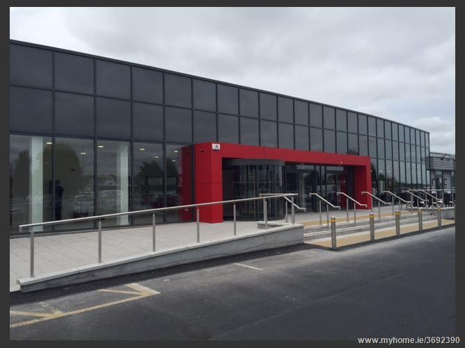 Innovation Hub, Limerick Enterprise Development Park (LEDP), Roxboro, Limerick