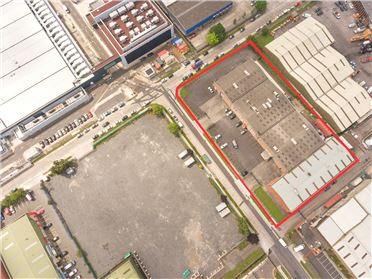 Property image of Serla Print Industrial Unit, Greenhills Road, , Tallaght, Dublin 24