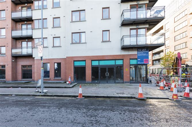 Castleforbes Square, Blk B, Docklands, Dublin 1