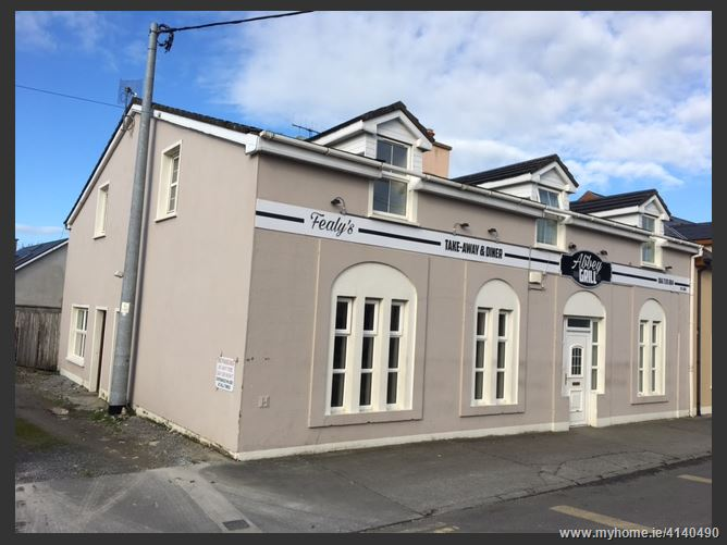 The Abbey Takeaway & Diner, The Village, Abbeydorney, Kerry