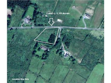 Main image of Land c.1.19 acres, Lacken, Wicklow