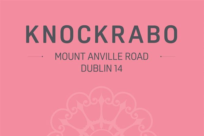 Knockrabo, Mount Anville Road, Goatstown, Dublin 14