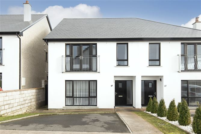 Main image for No. 28 The Woods, Glounthaune, Cork