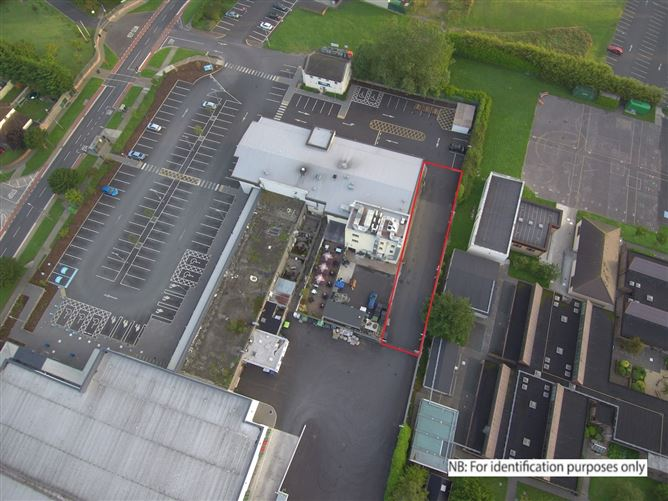 Main image for Portion of Land at DN75159L, River Valley Shopping Centre, Swords, Co. Dublin