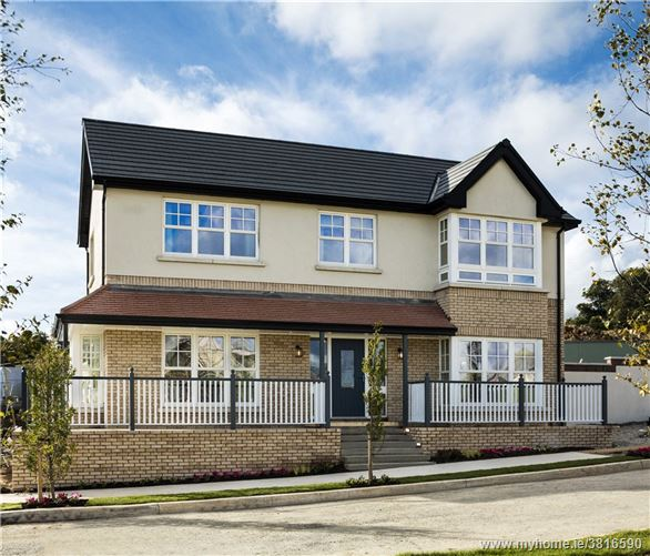 4 Bed Detached House The Bellevue, SeaGreen, Blacklion, Greystones, Co Wicklow