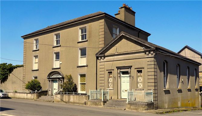 Main image for The Old Bank House,Regent Street,Bagenalstown