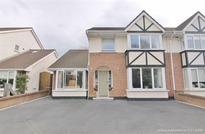 5 Glencairn Glade, The Gallops, Leopardstown, Dublin 18