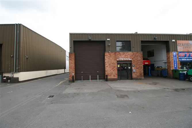Main image for Unit 1B Motor City Kylemore Road, Dublin 12.