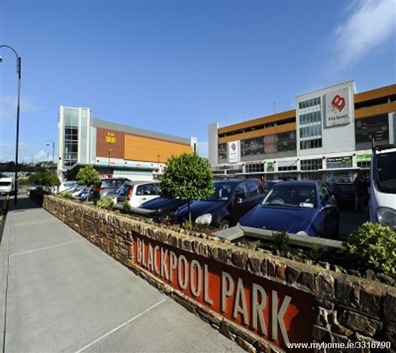Blackpool Retail Park, Blackpool, Cork