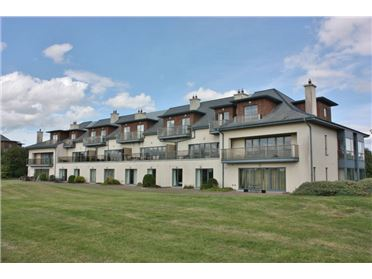 Apartment 825, Ladycastle, Straffan, Co Kildare