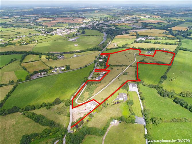 Photo of Land comrpised within Folio KK29871F, Dangan, Thomastown, Co. Kilkenny