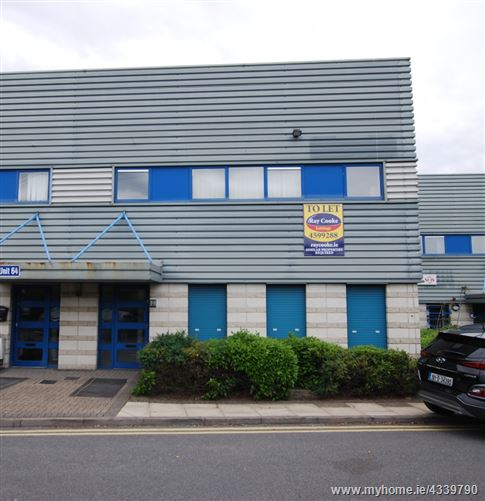 Main image for Unit 63 Western Parkway Business Centre, Ballymount Road,, Ballymount, Dublin 12