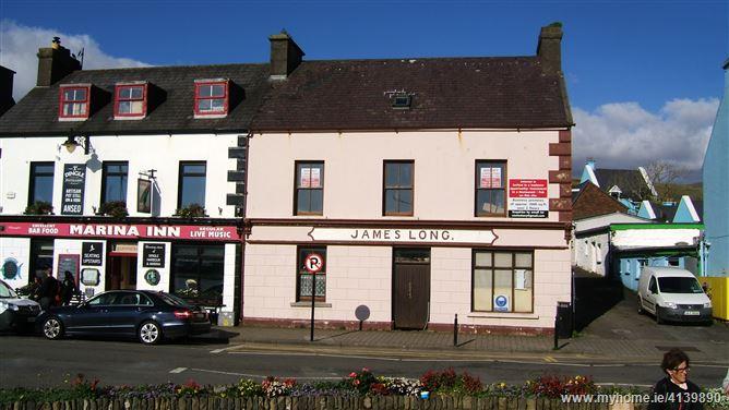 James Long, Strand Street, Dingle, Kerry