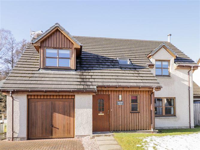 Main image for Burnside House,Aviemore, The Highlands, Scotland