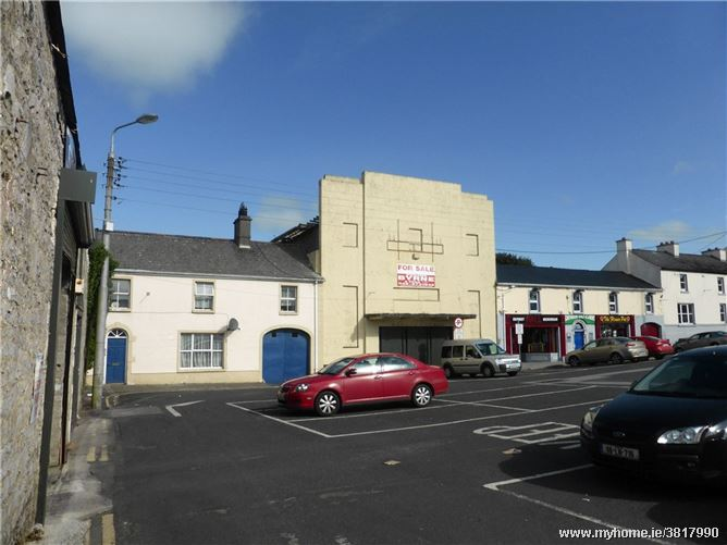 The Old Cinema, O' Connell Square, Edenderry, Co. Offaly