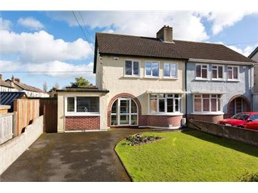21 Hillcourt Road, Glenageary, Co Dublin