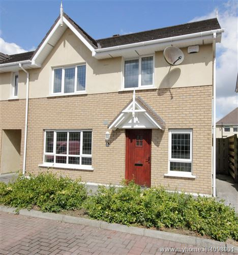 295 Monks Bridge, Maryborough Village, Portlaoise, Laois