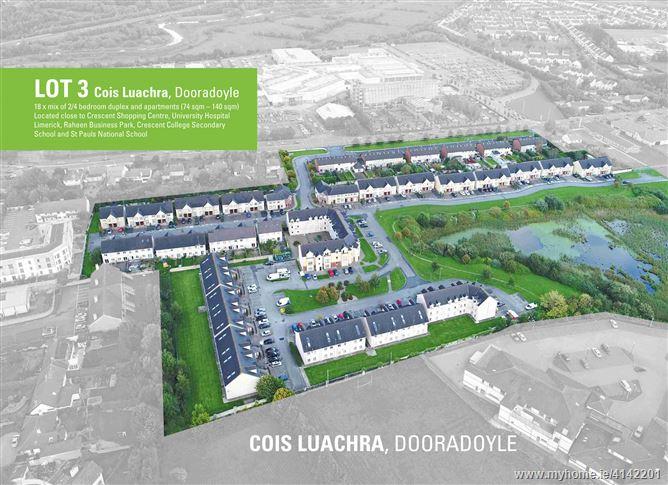 The Cois Portfolio, Cois Luachra, Dooradoyle, Limerick City, Limerick