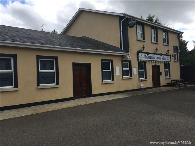 McCormack's Lounge & Bar, Glenbrien, Enniscorthy, Wexford