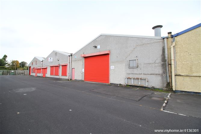 Photo of Units 3-5 Ballymount Industrial Estate, Walkinstown, Dublin 12, Co. Dublin