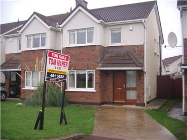 Main image of 39, Verschoyle Glen, Tallaght,   Dublin 24