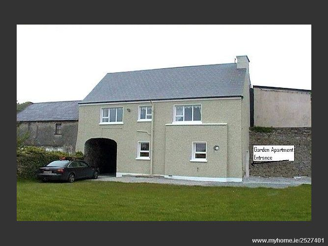 Garden Apartment at The Snug - Dunkineely, Donegal
